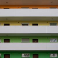 Ergebnis Fassadenanstrich