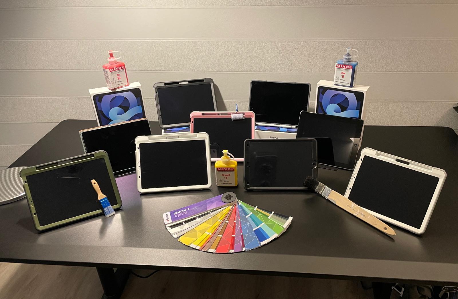 Bild: Wir werden digitaler!