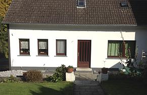 Bild: Gewebeschwerarmierung Einfamilienhaus Witten