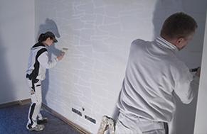 Bild: Maler- und Tapezierarbeiten Roburitstraße Witten