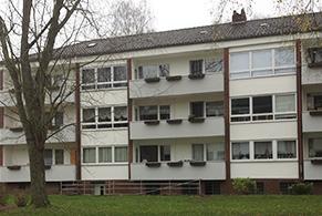 Bild: Renovierungsanstrich Mehrfamilienhaus Witten